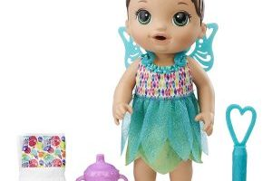 Baby Alive Face Paint Fairy $11.36 (Regular $19.99)