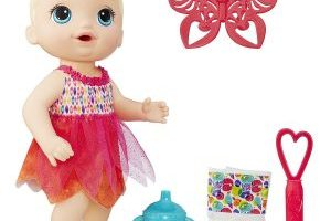 Baby Alive Face Paint Fairy Doll $10.25 (Regular $19.99)