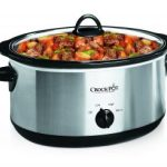 Crock-Pot 7-Quart Oval Manual Slow Cooker $18.74 (Regular $39.99)