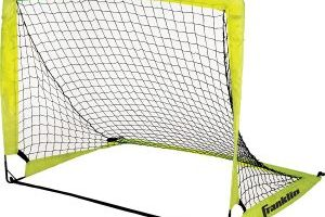 Franklin Blackhawk Portable Soccer Goal $15.99 (Regular $29.99)