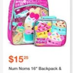Num Noms Backpack & Lunch Kit $1.10 Shipped!