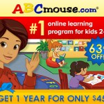 ABCmouse – Black Friday Deal – 1 Year for $45 (63% Savings – Best Deal!)