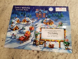 Package from Santa Review + Promo Code - The Spenderella