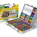 Crayola Inspiration Art Case: 140 Pieces Art Set $16.79 (Regular $24.99)