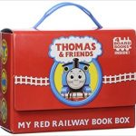 Thomas and Friends: My Red Railway Book Box $4.96 (Regular $14.99)
