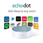 Echo Dot 2nd Generation $29.99 (Regular $49.99)