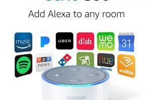 Echo Dot 2nd Generation $29.99 (Regular $49.99)