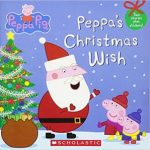 Peppa Pig Book – Peppa's Christmas Wish $1.82 (Regular $4.99)