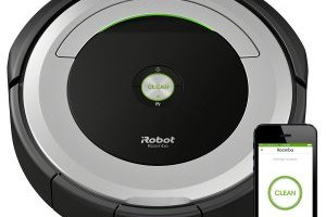 iRobot Roomba 690 Robot Vacuum Wit WI-FI Connectivity $299.99 Shipped (Regular $374.99)