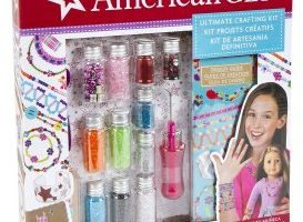 American Girl Ultimate Crafting Kit $10.56 (Regular $21.99)
