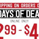 Crazy 8 Clearance  – Summer Shirts from $1.99, Undies from $.99 + Much More!