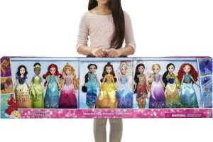 Set of 11 Disney Princess Dolls $40.00 (Regular $79.98)