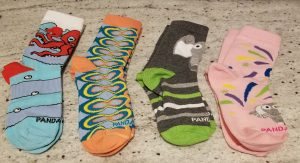 Review of Sock Panda Subscription for Adults, Tweens and Kids