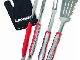 Cuisinart 3 Piece Grilling Tool Set with Grill Glove $13.79 (Regular $24.99)