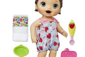 Baby Alive Super Snacks Snackin' Lily $13.99 (Regular $19.99)