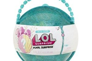 L.O.L. Surprise! Pearl Style 1 Unwrapping Toy (Mermaid theme?) $29.99 Shipped – In Stock!