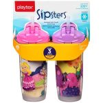 2 Count of Playtex Playtime Insulator Straw Cup $4.00 (Regular $7.97)