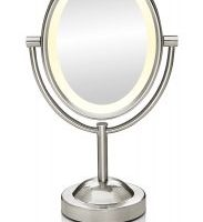 Conair Oval Shaped Double-Sided Lighted Makeup Mirror $19.99 (Regular $34.99)