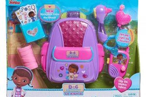 Doc McStuffins Just Play First Responders Backpack Set $10.88 (Regular $19.99)