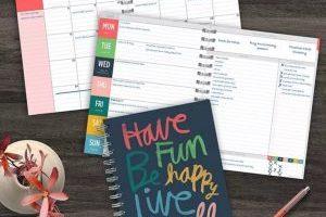 Premium Planner Academic 2018 – 2019 Year$15.98 Shipped
