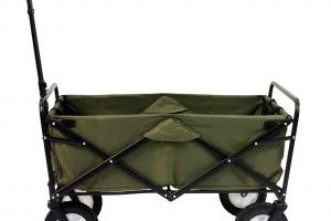 Mac Sports Collapsible Folding Outdoor Utility Wagon $49.99 (Regular $99.99)