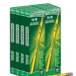 Box of 96 Dixon Ticonderoga Wood-Cased 2 HB Pencils $9.96 – Just $.10 a Pencil!