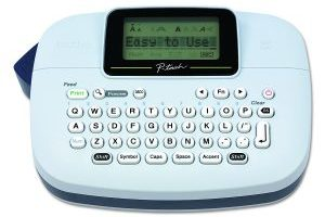 Brother P-touch Handy Label Maker $9.99 (Regular $49.99)
