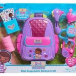 Doc McStuffins First Responders Backpack Set $9.72 (Regular $19.99)
