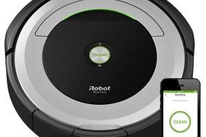 iRobot Roomba 690 Robot Vacuum $299.99 (Regular $374.99)