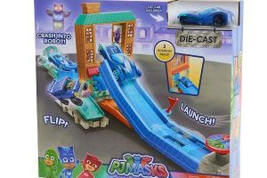 PJ Masks Die Cast Playset $9.97 (Regular $19.99)