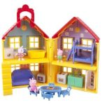 Peppa Pig's Deluxe House Playset $23.99 (Regular $34.99)