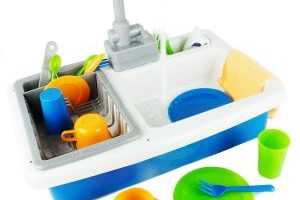Boley Kitchen Sink Play Toy Toddlers $26.24 – Hot Buy!!