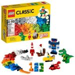 LEGO Classic Creative Supplement 303 pieces $9.99 (Regular $20)