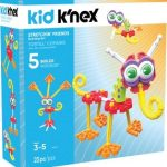 K'NEX Kid Stretchin' Friends Building Set – 23Piece  $7.99 (Regular $19.99)