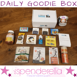 Daily Goodie Box - Sign up to Receive a Box for FREE