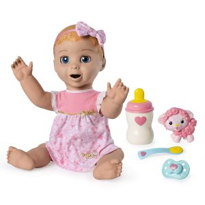 Luvabella Responsive Baby Doll $34.00 (Regular $99.99)