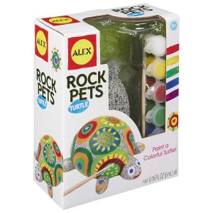 ALEX Toys Craft Rock Pets Turtle $4.94 (Regular $23)