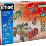 K'NEX Imagine Building Set – 529 Pieces $22.99 (Regular $54.99)