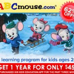ABCmouse 1 YEAR SUBSCRIPTION $45.00