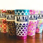 Trendy 30 Ounce Yeti Tumblers $19.99 (Regular $34.99 – $60) – Includes Mermaid and Leopard Yeti's!