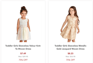 38f82c0a75cd4 I personally love when The Children s Place has this sale because I load up  in clothes in all sizes for the next year for the girls.