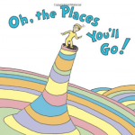Dr. Seuss – Oh, the Places You'll Go! book $11.00 (Regular $17.99)