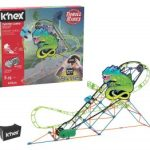 K'NEX Lizard Roller Coaster Building Set $12.07