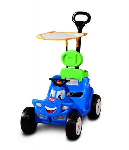 Little Tikes Deluxe 2-in-1 Cozy Roadster $29.99 (Regular $49.99)