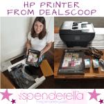 DealScoop HP 7855 Printer $89.86 (Regular $249.99)