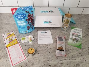Daily Goodie Box - April's Box of FREE Products
