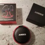 ANBES Wireless Sport Headphones Only $13.95 + Review