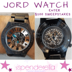 Give Dad a JORD Watch for Father's Day + Enter to Win $100 towards Jord