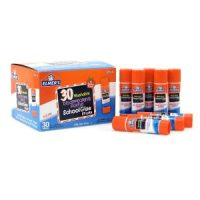 Elmer's 30 Pack of Disappearing Purple School Glue Sticks $6.63 = $.22 Each!