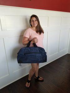 Pakt Travel Bag